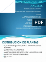 Exp. de Distrib.