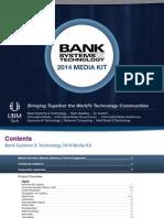 2014 Bank Systems Technology Media Kit