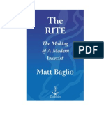 The Rite-The Making of a Modern Exorcist - Matt Baglio (1)