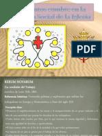 Doc. 34. Momentos Cumbre en La Doctrina Social de La Iglesia