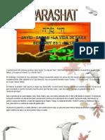PARASHAT Jayai Saráh  Adol # 5