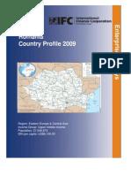 Romania 2009 Afaceri Impedimente