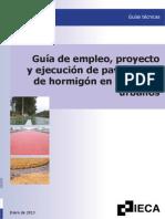 Guía de Empleo Proyecto y Ejecución