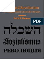 Jews and Revolution in Nineteenth Russia - Erich Haberer