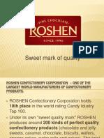 Presentation Roshen