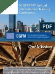 FINALICGFMConferenceClosingPresentationMay2014