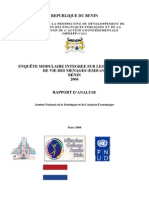 Rapport Final Emicov 2006
