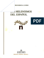 Bergua-los Helenismos Del Espanol-optimizado