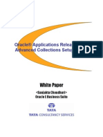 Oracle Apps R12_White Paper on Advanced Collections Setup
