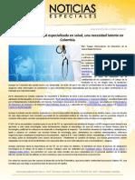 Una comunidad virtual especializada en salud, una necesidad latente en Colombia