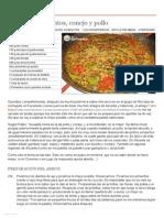 Receta de Arroz con conejo y pollo - Recetasderechupete.pdf