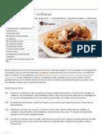 Receta de arroz con pollo y verduras - Recetasderechupete.pdf