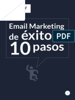 Email Marketing de Exito en 10 Pasos