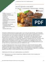 Carrilladas ibéricas al Oporto con miel - Recetasderechupete.pdf