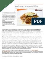 Pollo con verduras al curry y la mostaza Dijon - Recetasderechupete.pdf