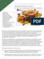 Pollo relleno de Mousse de foie con setas - Recetasderechupete.pdf