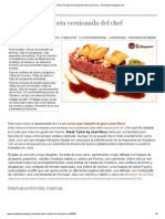 Steak Tartar. Receta versionada del chef Joan Roca - Recetasderechupete.pdf