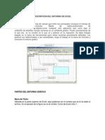 Descripción Del Entorno de Excel Yuliana Mendoza