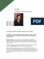 Business Cash Flow Challenges