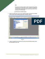 Import DXF Files to ETABS