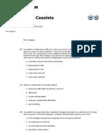 Patient Caselets