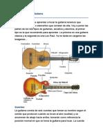 Lección de Guitarra
