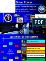 Space Solar Power May21 Update