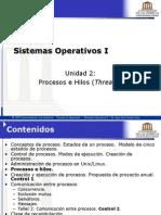 SO1 02 Procesos e Hilos