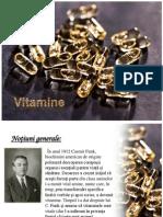 Vitaminele Chimie