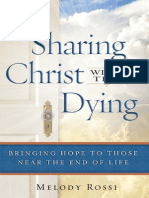 Sharing Christ With the Dying