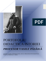 Proiect Didactic Alexandru Ioan Cuza +cls IV