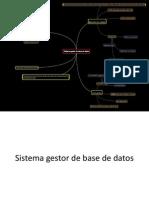 Sistema Gestor de Base de Datos
