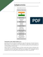 Indiens självständighetsrörelse
