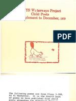 Supplement to Waterways December '79
