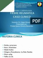 Fiebre Reumatica Caso Clinico