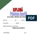 Diplome Arghezi
