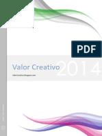 Ejemplo 29 - 2007 y 2010 - Valor Creativo