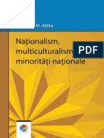 nationalism si multiculturalism