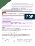 Comment trouver une écriture exponentielle d'un nombre complexe ?