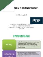keracunan organophospat