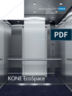 Kone Ecospace Elevator