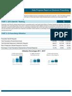 Vermont 2013 Progress Report on E-Prescribing