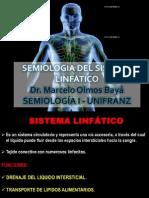 unidad VI. SEMIOLOGIA DEL SISTEMA LINFÁTICO