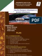 Marketing Des Banques Islamiques Et Projet Islamique