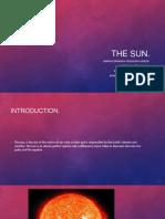 THE SUN.pptx