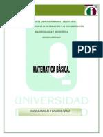 Microcurrico CIDBA I 2014