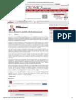20-05-14 Leyes Del Nuevo Modelo Electoral Nacional