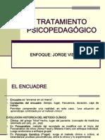 TRATAMIENTO PSICOPEDAGÓGICO - VISCA