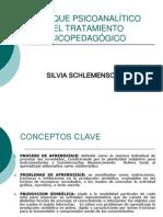 TRATAMIENTO PSICOPEDAGÓGICO - SCHLEMENSON