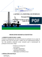 Aspectos Gerais Da Química Na Indústria Do Petróleo